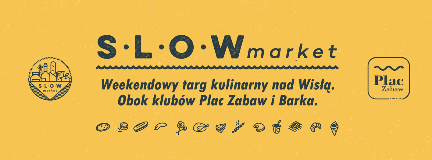 Slow Market - cover event
